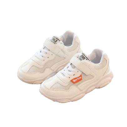 SPORTEM Boys White Casual Sneakers image 1