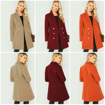 Assorted Colors Ladies Over Coat