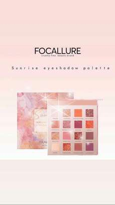Focallure original  sunrise palette