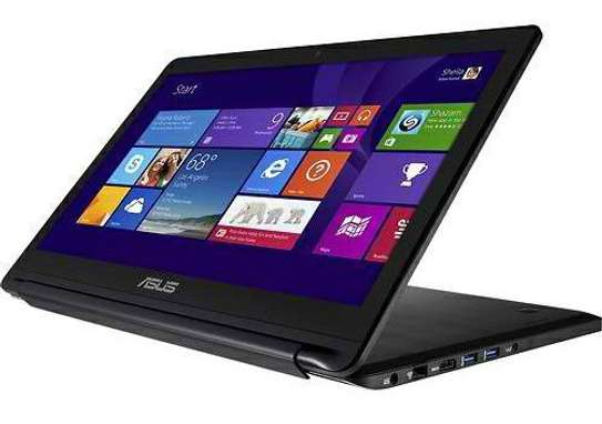 ✍almost new  Asus  Core i5 with  15.6 inch screen in size     ?Touch screen with Rotation 360° flip flop image 2