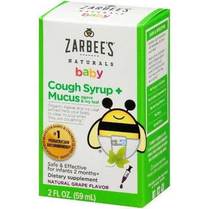 Zarbee's Cough Syrup image 1