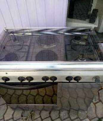 እስቶብ ባለ 7,ማብሰያ oven /stove image 1