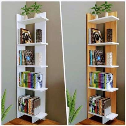 Corner Book Shelf image 4