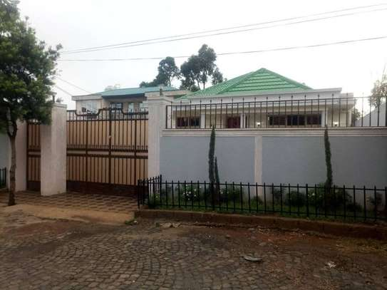 500 Sqm House For Sale (Bishoftu) image 1