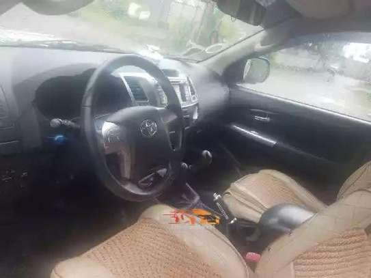 2014 Model Toyota Hilux Double Cab