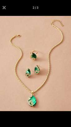 3 Pcs Gemstone Jewelry image 2