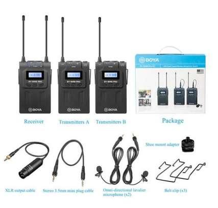 boya wireless microphone image 2