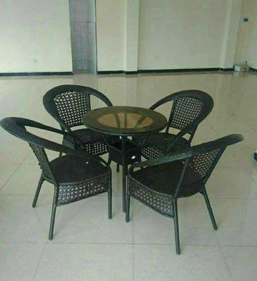Cafeteria Table With Chair