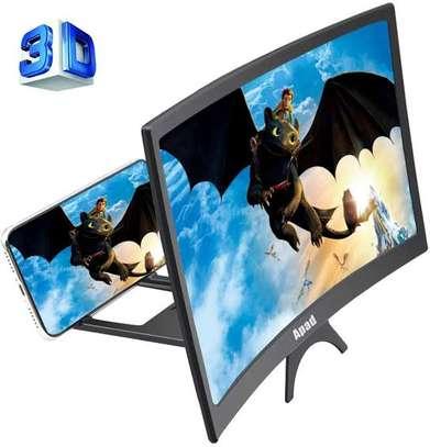3D Mobile Magnifier