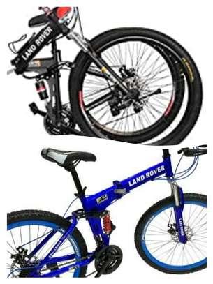 Landrover2020 folding bike variety colours