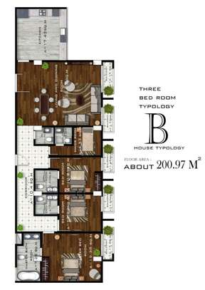 200.97 Sqm Apartment For Sale image 2