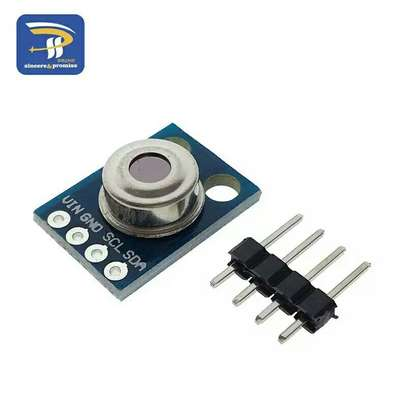 MLX90614 Contactless Infrared Temperature Sensor Module For Arduino IIC (suitable for Covid-19 detection projects)