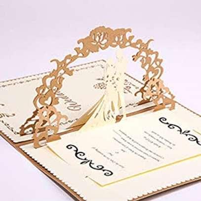 Wedding Invitation Cards image 2