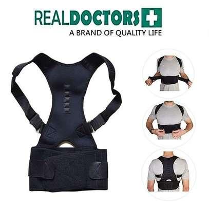 Back/shoulder Brace Posture Corrector image 3