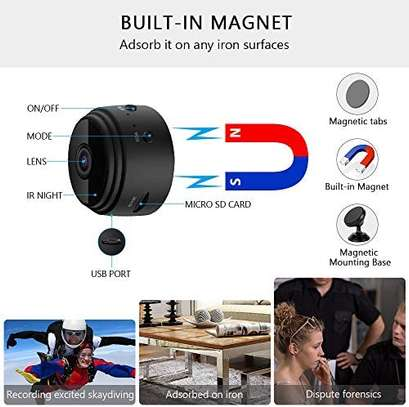 Mini Wireless camera image 3