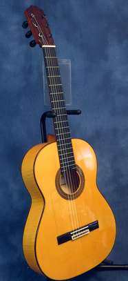 Cordoba 45FP Traditional Nylon String Flamenco Guitar with Friction Pegs