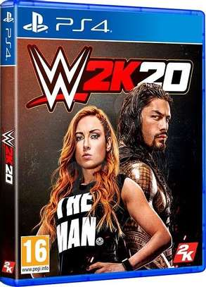 WWE 2K20 | PS4 GAMES |