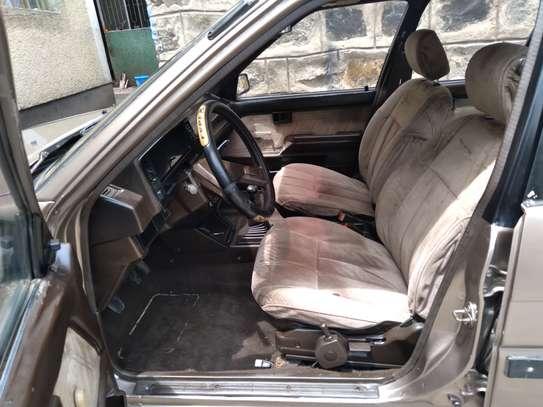 1986 Model-Toyota Liftback GL image 2