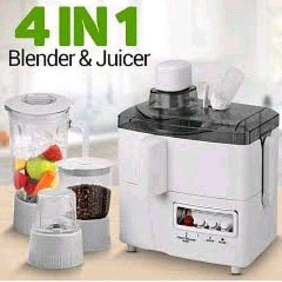 Kenwood Four In one Juice Extractor