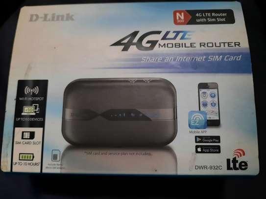D- Link 4G LTE Router image 1