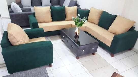 042  L Shape Sofa image 1