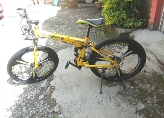 Used Porsche Folding Bicycle