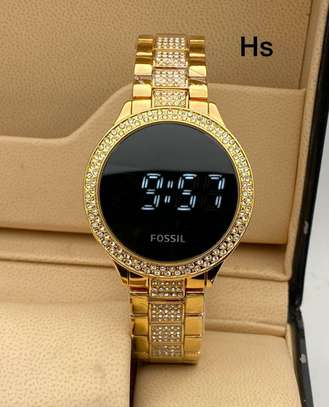 Ladies Touch Watch