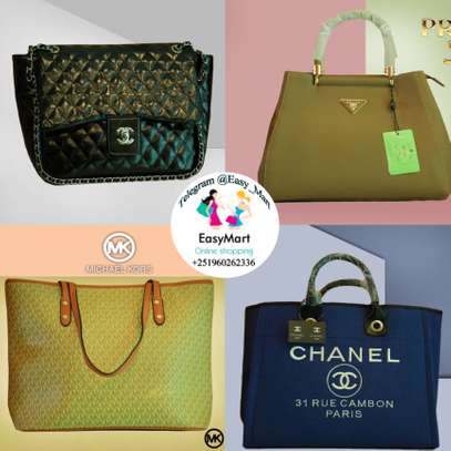 Assorted Colors Handbag