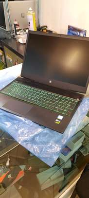 Hp pavilion    power gaming  Intel core i5 with Octa-core processor 9th generation image 2