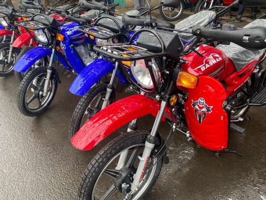 2019 Model-Bashan Motorcycle image 4