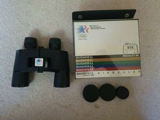 Bushnell Binoculars Medalist Los Angeles 84 Limited Edition