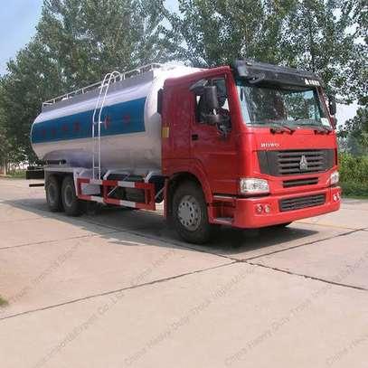 Rental Service For Water Trucker