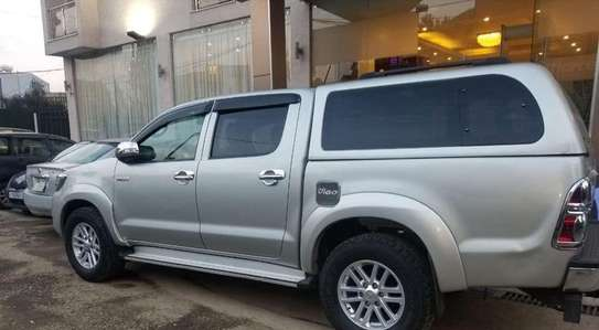 2013 Model-Toyota Hilux,Double Cab