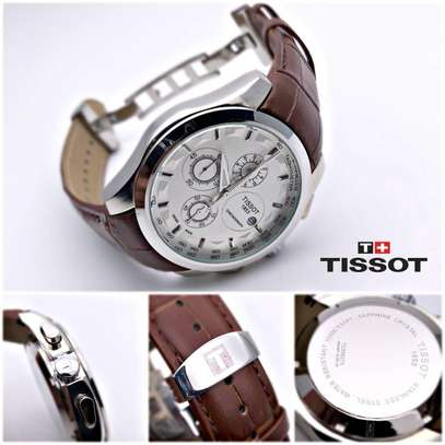 Tissot Couturier Watch For Men image 1