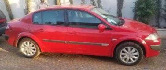 2004 Model Renault Megane image 1