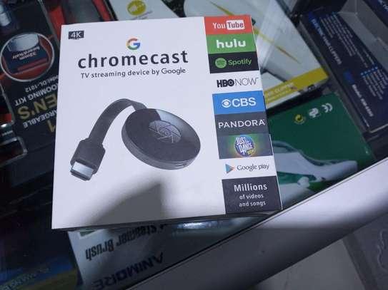 chromecast ማንኛዉንም TV ስማርት ማድረጊያ ዘዴ