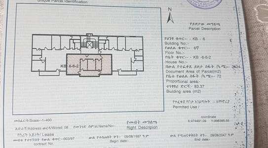2 bedroom apartment in Kazanchis image 6