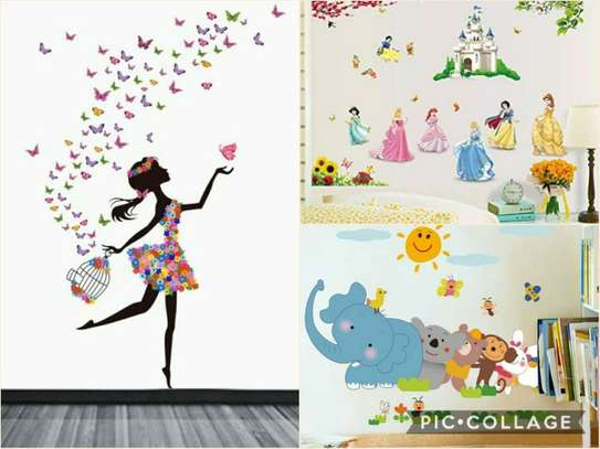 Beautiful Wall Decor Sticker image 1