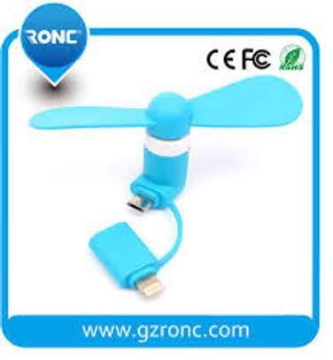 USB Smart Fan Android And iPhone image 7
