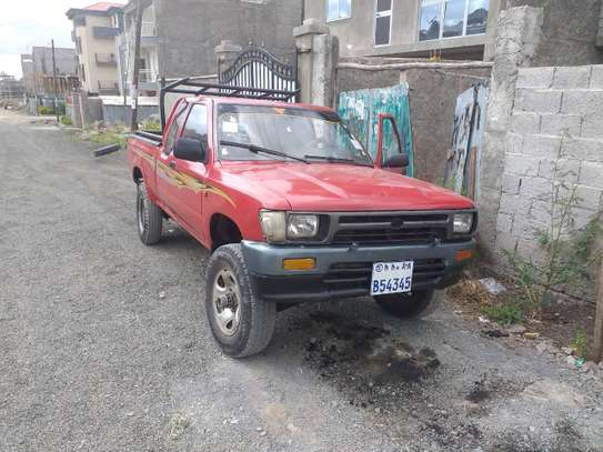 1994 Model-Toyota 2L Pick Up
