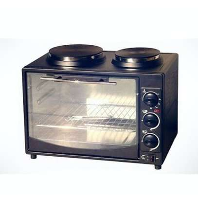 Multifunctional Microwave Oven With Double plate-45 Litres