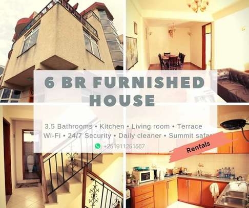 Spacious Furnished Home for 1 Month or More Stays