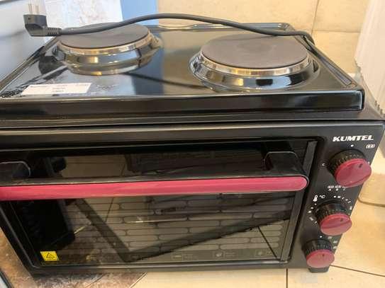 Kumtel stoves