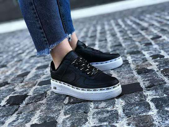 Nike Airforce 1 Swoosh Shoes For Men