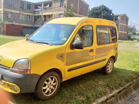 1998 Model-Renault Kangoo image 1