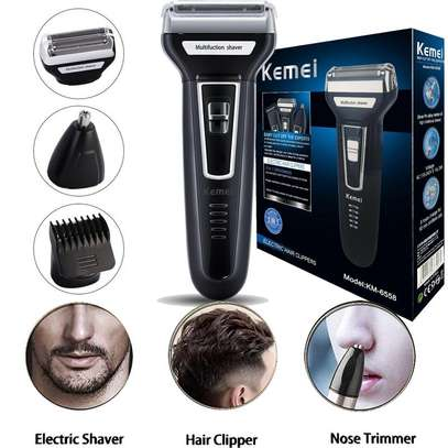 3-In-1 Multifunction Shaver image 2