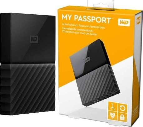 My Passport WD External Hard Disk (1TB)