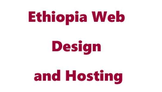 Ethiopia Web Design and Hosting