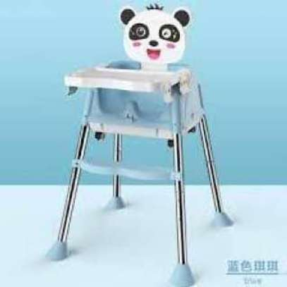 Babies Height Chair Dinning Table image 1