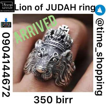 Lion of Jhuda Rings
